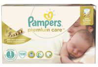 "Подгузники ""Pampers Premium Care Newborn"" (2-5 кг, 108 шт)"