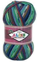 ALIZE. Superwash 100 №2700 (100 г; 420 м)
