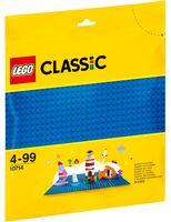 """LEGO Classic """"Синяя строительная пластина"""""""