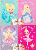 "Раскраска ""TopModel. Princess Mimi"""
