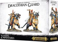 Warhammer Age of Sigmar. Stormcast Eternals. Dracothian Guard (96-24)