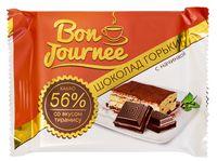 """Шоколад горький """"Bon Journee. С начинкой со вкусом тирамису"""" (80 г)"""