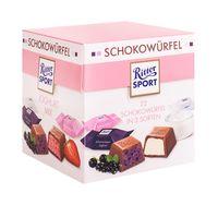 """Набор конфет """"Ritter Sport. Йогуртный микс. Ассорти"""" (176 г)"""