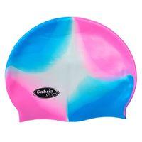 Шапочка для плавания (арт. МС148; разноцветная)