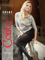 """Колготки женские фантазийные """"Conte. Eclat"""" (арт. 1012810092)"""