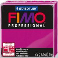 """Глина полимерная """"FIMO Professional"""" (пурпурный; 85 г)"""