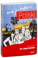 Polski krok po kroku. Gry i zabawy językowe 1