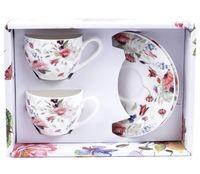 """Набор посуды """"Floral"""" (4 предмета; 90 мл)"""