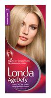 "Крем-краска для волос ""Londa AgeDefy"" тон: 9/03, бежевый блонд"