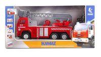 Пожарная машина (со световыми и звуковыми эффетами; арт. KAM-F-RC)