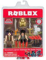"""Игровой набор """"Roblox. Лагуна Неверленд: Саламейн Королева пауков"""""""