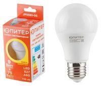 Лампа светодиодная Стандарт А60 9 Вт/3000/Е27
