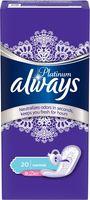 Ежедневные прокладки ALWAYS Platinum Collection Deo Normal (20 шт)