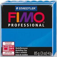 """Глина полимерная """"FIMO Professional"""" (синий; 85 г)"""