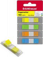 """Набор закладок клейких """"Erich krause"""" (4 вида по 36 листов)"""