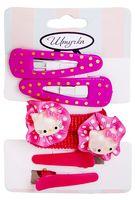 "Набор аксессуаров для волос ""Hello Kitty"" (6 шт.; арт. 155Н)"