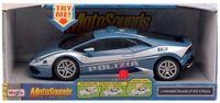 """Модель машины """"Lamborghini Huracán LP 610-4 Polizia"""" (со световыми и звуковыми эффектами)"""