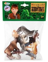 """Набор фигурок """"Лесные животные"""" (8 шт.; арт. PH040408A15)"""