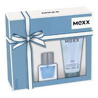 """Подарочный набор """"Mexx Man"""" (туалетная вода, гель для душа)"""