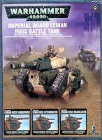 "Миниатюра ""Warhammer 40.000. Astra Militarum Leman Russ Battle Tank"" (47-06)"