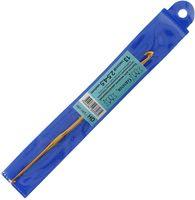 Крючок для вязания двухсторонний (металл; 2.5/4.5 мм)
