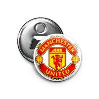 """Открывалка-магнит """"Манчестер Юнайтед"""" (арт. 010)"""