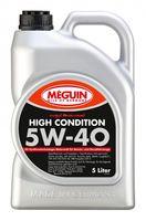"Масло моторное ""Megol High Condition"" 5W-40 (5 л)"