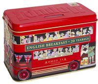 """Чай черный """"Ahmad Tea. Лондонский Автобус"""" (20 пакетиков)"""