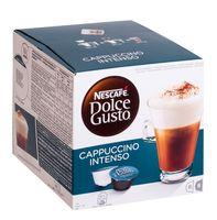 "Кофе капсульный ""Nescafe. Dolce Gusto. Cappuccino Intenso"" (16 шт.)"