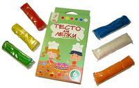 """Тесто для лепки """"Волшебная паста"""" (6 цветов; арт. GG21-6)"""