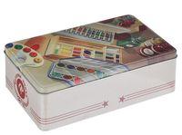 """Коробка для бытовых нужд """"Краски"""" (20х13х6,5 см)"""