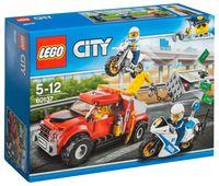 """LEGO City """"Побег на буксировщике"""""""