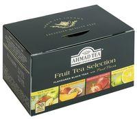 """Чай черный """"Ahmad Tea. Фруктовая коллекция чая"""" (20 пакетиков; ассорти)"""
