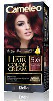 """Крем-краска для волос """"Cameleo"""" (тон: 5.6, темный махагон)"""