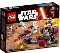 """LEGO Star Wars """"Боевой набор Галактической Империи"""""""