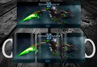"""Кружка """"StarCraft"""" (art.2)"""