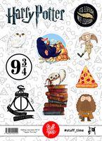 """Набор бумажных наклеек №10 """"Гарри Поттер"""" (арт. 0010)"""