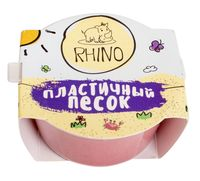 """Кинетический песок """"Rhino"""" (красный; 100 г)"""