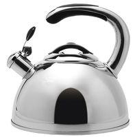 Чайник металлический со свистком (3 л; арт. MR-1334)