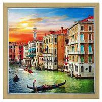 "Алмазная вышивка-мозаика ""Венеция"" (500х500 мм; арт. 7707869)"