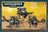 Warhammer 40.000. Orks. Killa Kans (50-17)
