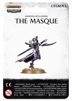 Warhammer Age of Sigmar. Daemons of Slaanesh. The Masque (97-65)