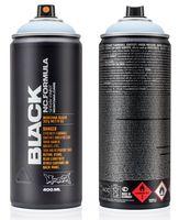 """Краска аэрозольная """"Black. Ice Blue"""" (голубая; 400 мл)"""