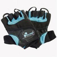 "Перчатки для фитнеса ""Fitness Star"" (синие; S)"