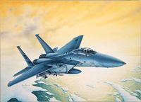 """Истребитель """"F-15 C Eagle"""" (масштаб: 1/72)"""