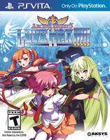 Arcana Heart 3. Love max (PSVita)