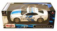 """Модель машины """"Chevrolet Camaro SS RS Police"""" (масштаб: 1/18)"""