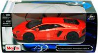 "Модель машины ""Lamborghini Aventador LP700-4"" (масштаб: 1/24)"