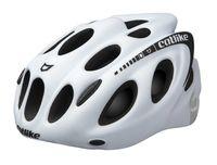 """Шлем велосипедный """"Kompakt'o"""" (L; белый)"""