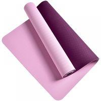Коврик для йоги (180х61х0,8 см; арт. TPE-6108)